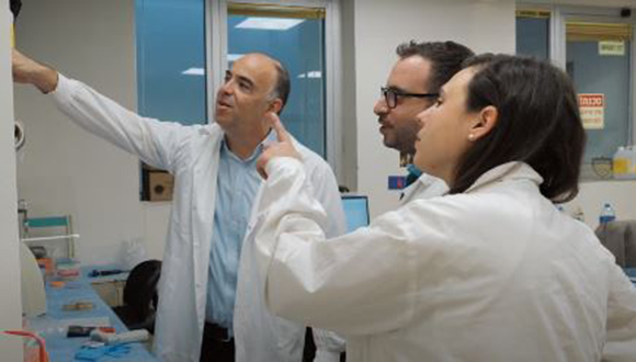 Prof. Dan Peer scientific group developed genome editing system destroys cancer cells