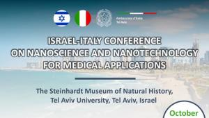 2019 Italy-Israel Binational Meeting on Nanoscience and Nanotechnology for Medical Applications