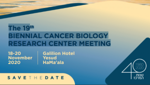 The 19th Biennial Cancer Biology Research Center Meeting